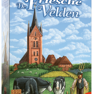 De Friesche Velden - Bordspel