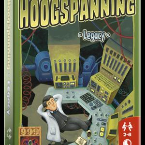 Hoogspanning: Legacy - Bordspel