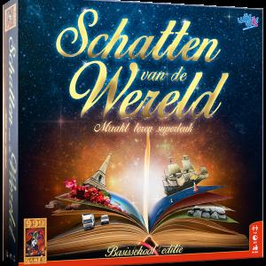 Schatten van de Wereld - Bordspel