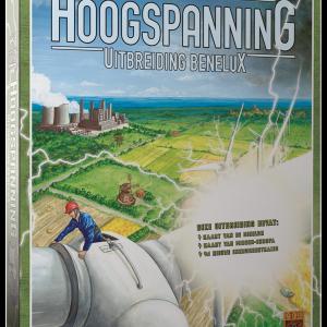 Hoogspanning: Benelux - Bordspel