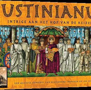 Justinianus - Bordspel