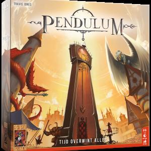 Pendulum - Bordspel