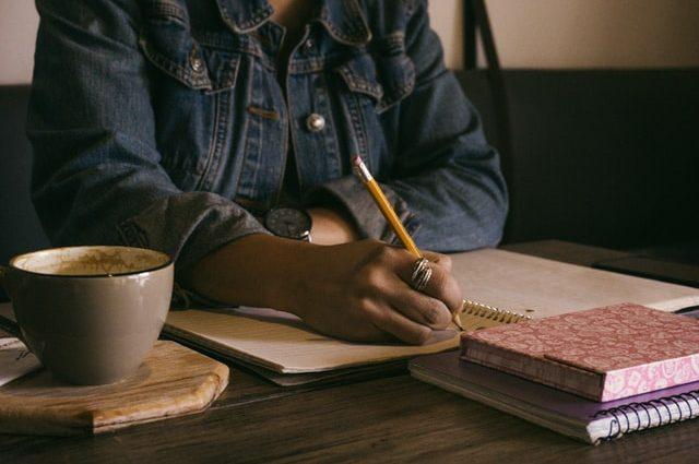 Schrijven als hobby