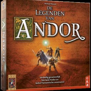 De Legenden van Andor Basisspel - Bordspel